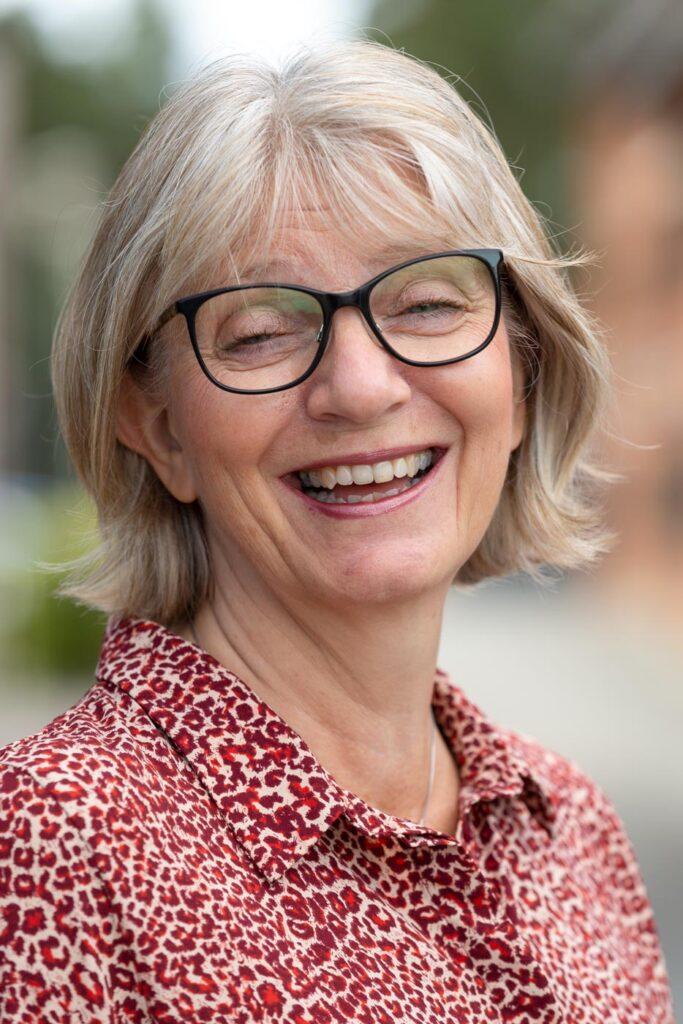 Fotografi av Inger Holen administrerende direktør i4Helse AS